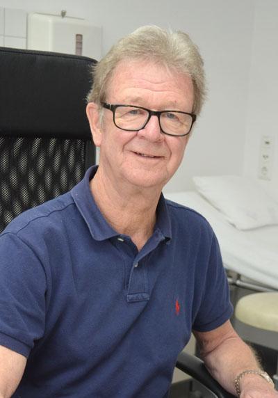 Dr. med. Karlheinz Hehemann